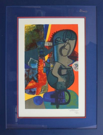 Maurice Esteve-Composition-