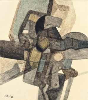 Maurice Esteve-Untitled-1983
