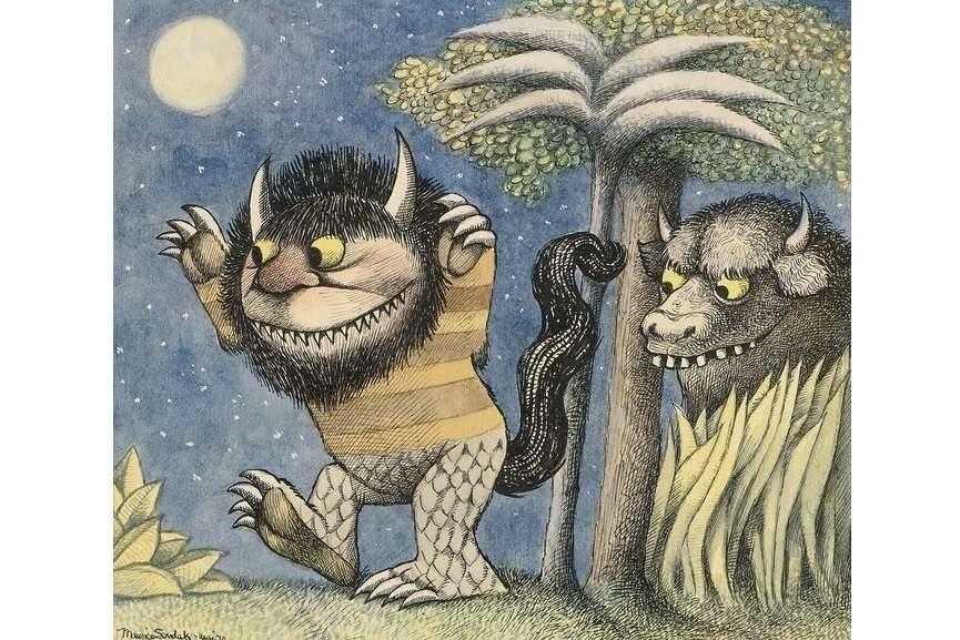 Maurice Sendak - Where the Wild Things Are