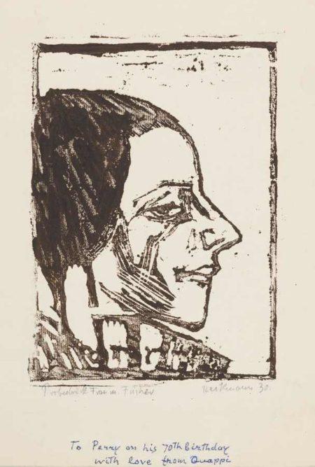 Max Beckmann-Bildnis Frau Swarzenski-1925