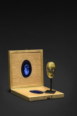Max Ernst-Tete ou Tete ovale-1960