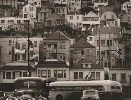 Max Yavno-Army Street, San Francisco-1947