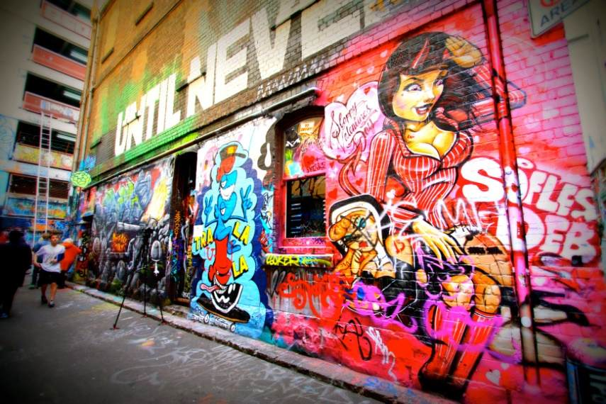 Melbourne Art Travel Special: A City of Artistic Diversity