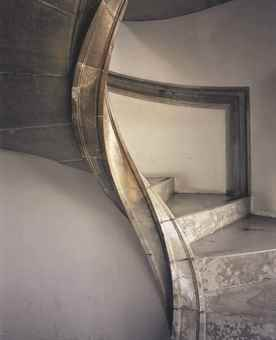 Michael Eastman-Palace Stairwell, Lisbon-2011