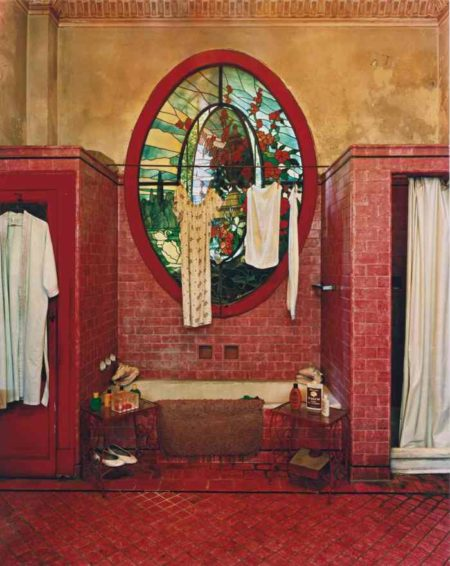 Michael Eastman-Red Bathroom (Havana)-2002