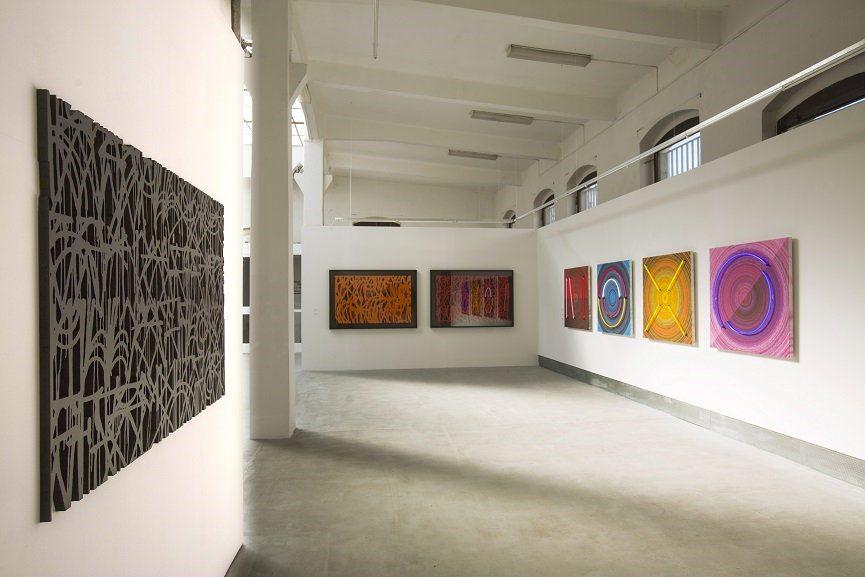 Michal Škapa - Analfabet Vystava
