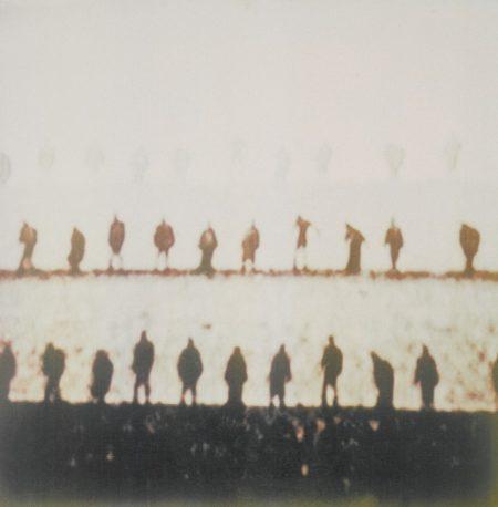 Michal Rovner-Trains-2001