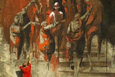 Join the Bitter-Sweet Journey with Michal SEPE Wrega through the Circus of our Lives at Gallery SOON