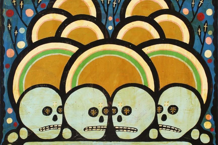 Mike Egan paintings