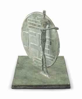 Mimmo Paladino-Sipario per Salisburgo (maquette)-1997
