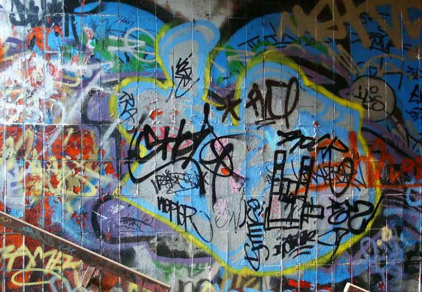 Minimalist Tendencies in Street Art