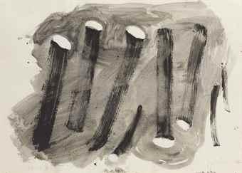 Miquel Barcelo-Huit Branches-1988