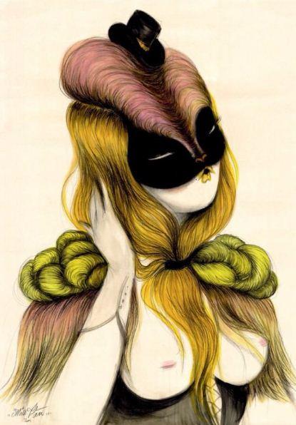 Miss Van-Hairs 1-2013