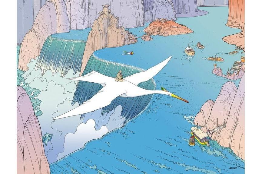 Moebius - Journey