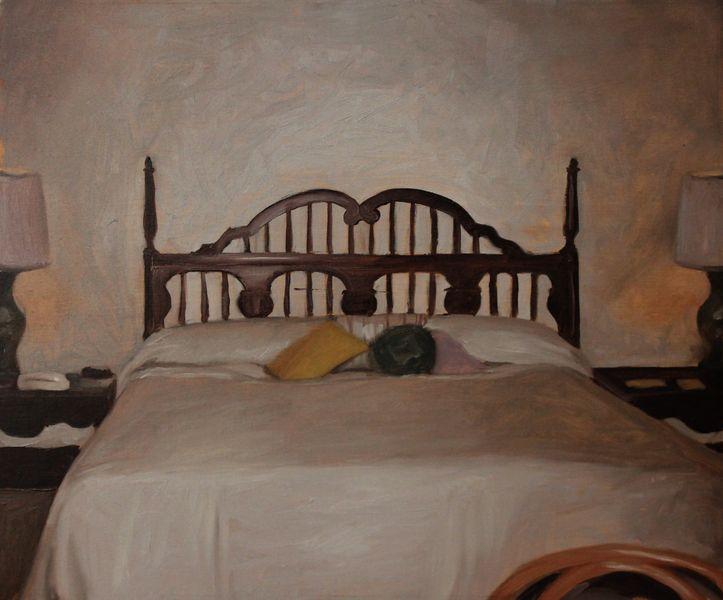 Mohamed Lghacham - El Dormitorio, 2017