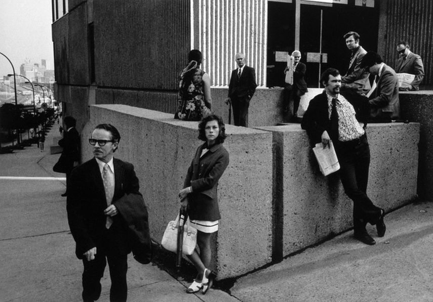 born in 1941 in ostrava, photo works by viktor kolar depict the communist period of ostrava and czech society