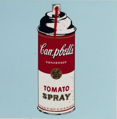 Mr. Brainwash-Campbell's Soup-2009