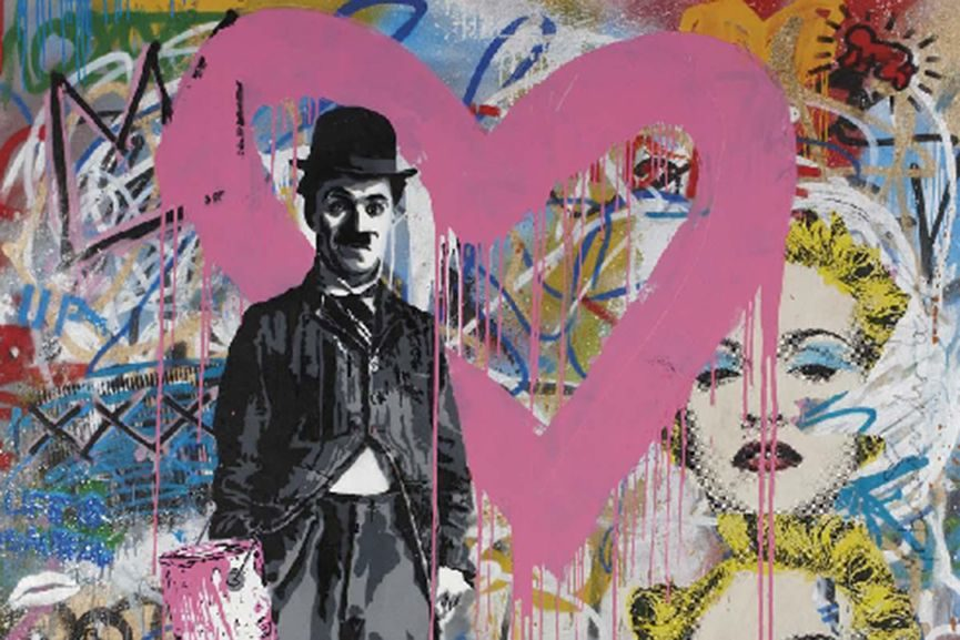 Mr. Brainwash Art