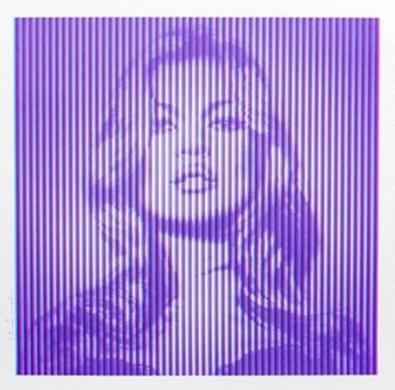 Fame Kate Moss CYAN MAGENTA-2015