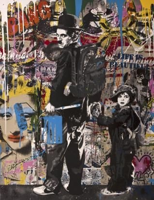 Mr. Brainwash-Just Kidding-