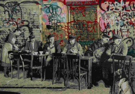 Mr. Brainwash-Le Bistro-2009