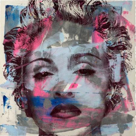 Mr. Brainwash-Madonna-2009
