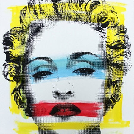 Mr. Brainwash-Madonna-