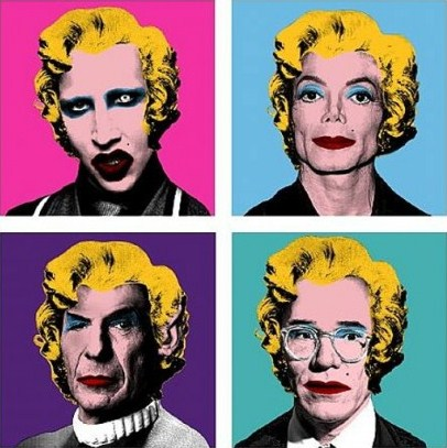 Mr. Brainwash-Marylin Monroe-2009