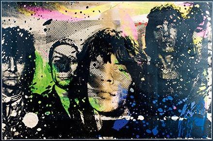 Mr. Brainwash-Rolling Stones-