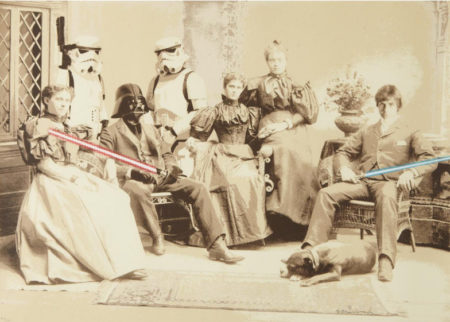 Mr. Brainwash-Star Wars Reunion-2008