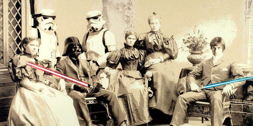 Mr. Brainwash - Star Wars Reunion