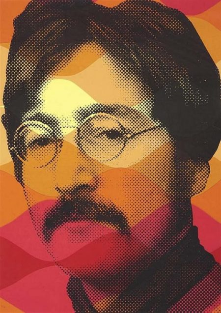 Mr. Brainwash-Vintage Lennon-2008