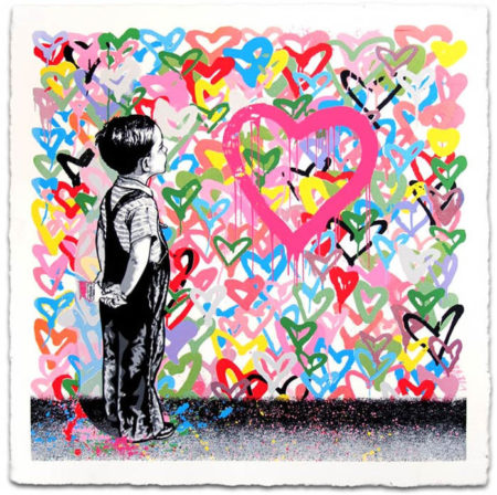 Mr. Brainwash-With All My Love-2016