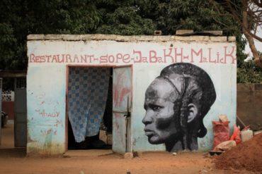 Street Artist YZ Exhibition Presents Amazone Women at French Art Studio