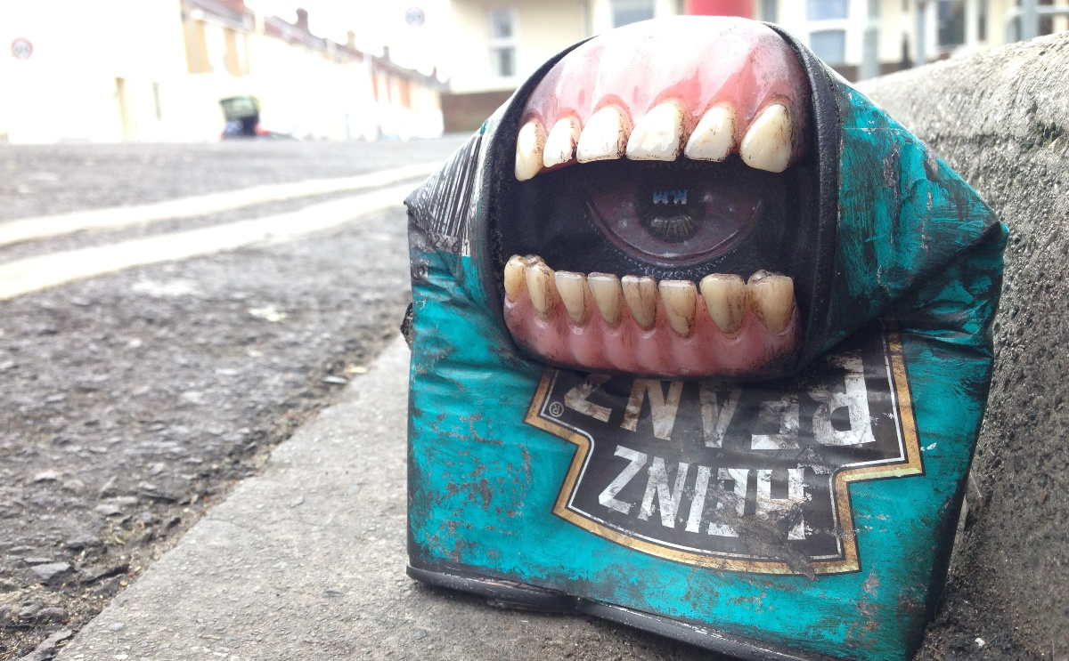 My Dog Sighs Cans