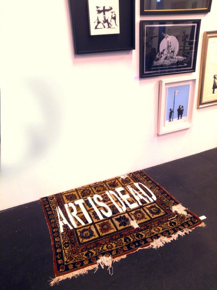 Nafir - Art Is Dead (Outsider in Show), Stavanger, Norway, 2015