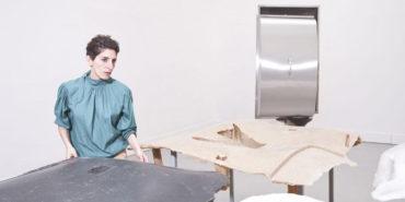 Nairy Baghramian, Arsenale, Venice Biennale 2011