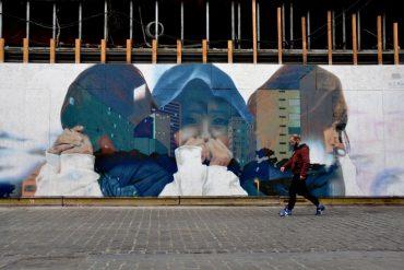 Galerie Martine Ehmer Celebrates Belgian Urban Art Scene