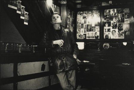 Neil Libbert-Francis Bacon, French House, Soho-1984