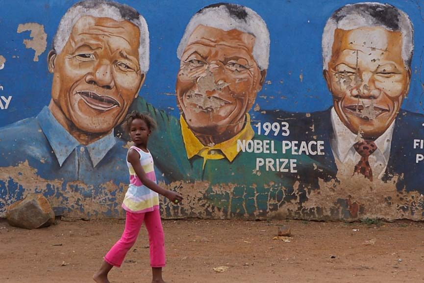 African Graffiti: Raising Awareness