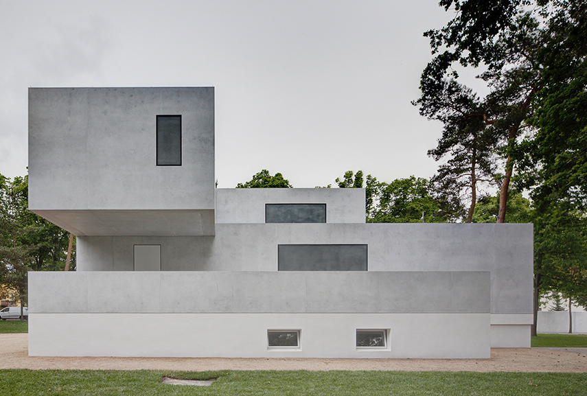 architecture and design in Bauhaus