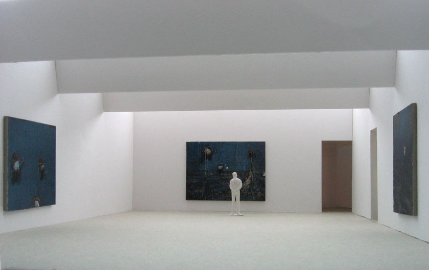 Damien Hirst, New Space
