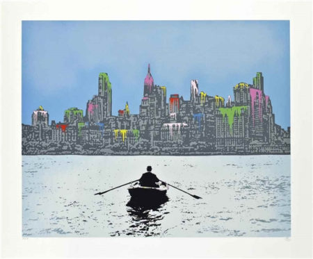 Nick Walker-The Morning After New York-2011