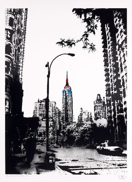 Nick Walker-The Morning After Empire State-2008