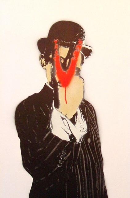 Nick Walker-V is for Vandal-2008