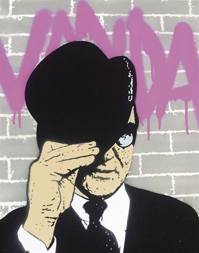 Nick Walker-Vandal Portrait-2007