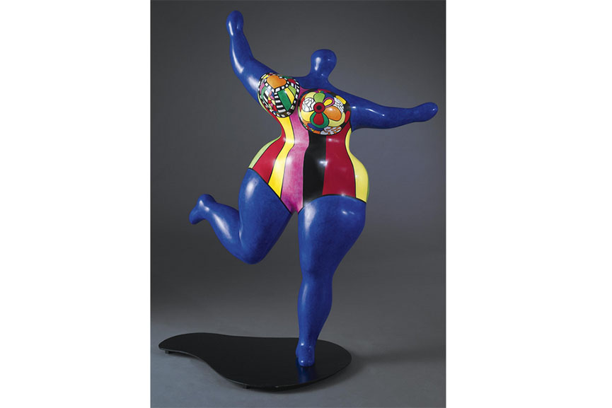Niki de saint phalle sculptures that proved to be the auction room favorites - Nana de niki de saint phalle ...