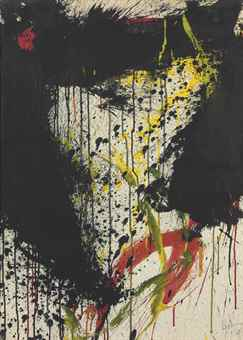 Norman Bluhm-Untitled-1961