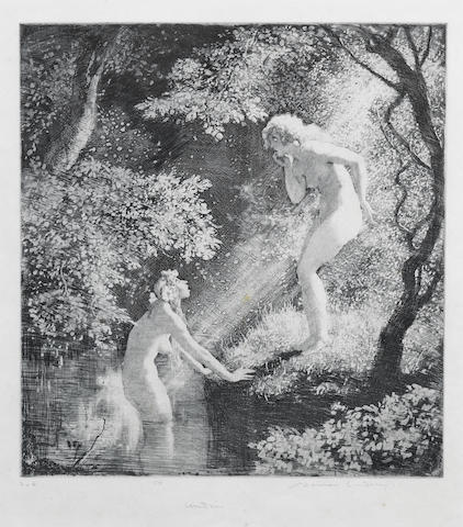 Norman Lindsay-Undine (Odana and Lebovic 355)-1937