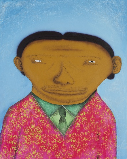 Os Gemeos-Amin Amou Amade-2012
